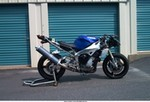 Production (Stock) Yamaha YZF-R1, Clean...Clean....Clean....The bodywork is in the house.