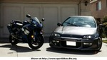 Production (Stock) Yamaha YZF-R1, Phat caR & fast Bike