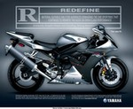 Production (Stock) Yamaha YZF-R1, I'm saving money right now for this beauty! It's fuel injected too!  No more messing around with jetting and the choke.