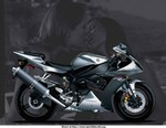 Production (Stock) Yamaha YZF-R1, Wallpaper of the 2002 R1.