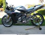 Production (Custom) Yamaha YZF-R1, another side of the bike