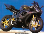 Production (Custom) Yamaha YZF-R1, One of the sickest R1 ever built, for sure !!! More at www.sickestbikes.fr.st