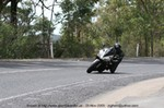 Production (Stock) Yamaha YZF-R1, Riding through the mountains North of Sydney - Australia, on my R1.  It really is an obsession!   Pics taken by a mate of mine with his Cannon A20 + 400mm lens.  It takes 3 shots a second (each pic 4-5mb)