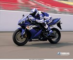 Production (Stock) Yamaha YZF-R1, 2004 R1 Wallpaper. 1280 x 1024