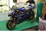 Production (Custom) Yamaha YZF-R1, Yamaha R1 Rossi Replica Intermot-Munich