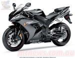Production (Stock) Yamaha YZF-R1, 2005 R1- Will this color scheme head to the states?