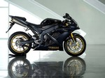 Production (Stock) Yamaha YZF-R1, First shots of the 2006 Yamaha R1 (unconfirmed).