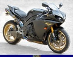 Production (Stock) Yamaha YZF-R1, Uploaded for: grt21 2009 Yamaha YZF-R1