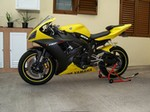 Production (Stock) Yamaha YZF-R1, Uploaded for: Hector Yanes Martin
