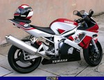 Production (Stock) Yamaha YZF-R6, Uploaded for: tiago 2001 Yamaha YZF-R6