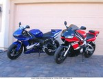 Production (Stock) Yamaha YZF-R6, 2005 -Yamaha - YZF-R6 - 70670