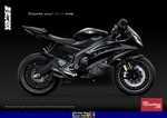 Production (Stock) Yamaha YZF-R6, 2012 Yamaha R6 Vance and Hines Ad