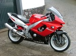 Production (Stock) Yamaha YZF600R, Uploaded for: Ant?nio Mendon?a