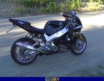 Production (Stock) Yamaha YZF750R, Uploaded for: Raphaello Bombertore 1993 Yamaha YZF750